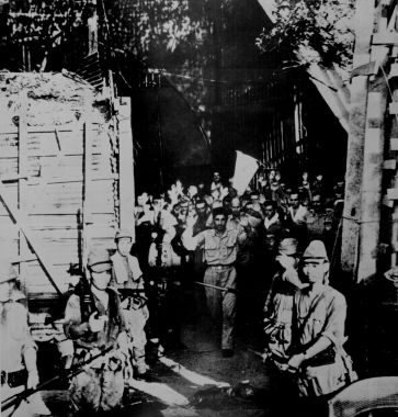 Surrender of Corregidor