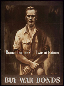 Bataan Poster --- Click to go to Table of Contents
